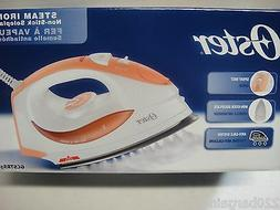 Oster NEW 220V Non-Stick Steam Iron 220 Volt For Overseas Us
