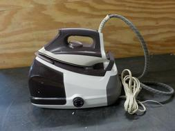 Rowenta Perfect 1800-Watt Eco Energy Station Steam Iron, Pur
