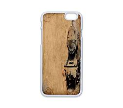 Phone Case Compatible with iPhone6 iPhone6s White Edge 2D Pr