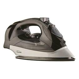 Power Steam Iron Nonstick Blck, Garment Care