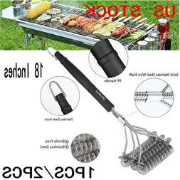 Safe Clean Grill Brush Bristle Free Barbecue Grill Brush 100