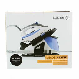SENZA 200DS DUAL IRONING STATION STEAM IRON, From Reliable C