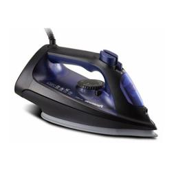 Panasonic Steam/Dry Iron with Large, Curved Ceramic-Coated S
