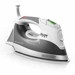 Steam Iron BLACK+DECKER Digital Advantage Professional , LCD