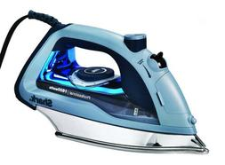 steam iron blue 3 count