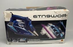 Rowenta Steam Iron Steamforce Model DW9280 1800 Watt Profess