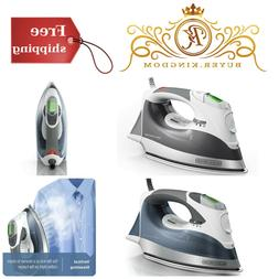 Steam Iron With Steam Level And Fabric Setting 3 Way Automat