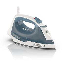 SUPER SALE!!! BLACK+DECKER Easy Steam Compact Iron, IR40V BR