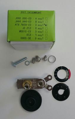 Thermostat Assembly for Silver Star Gravity Feed Steam Elect