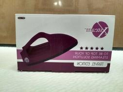 Xsteam Travel Edition Professional Garment Steam Iron  New I