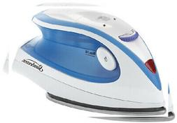 travel iron steam electric sunbeam portable compact