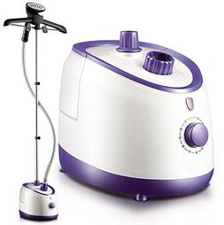 Vertical Steam Irons Clothing Steamer 1800W 1.7L 360° Swive